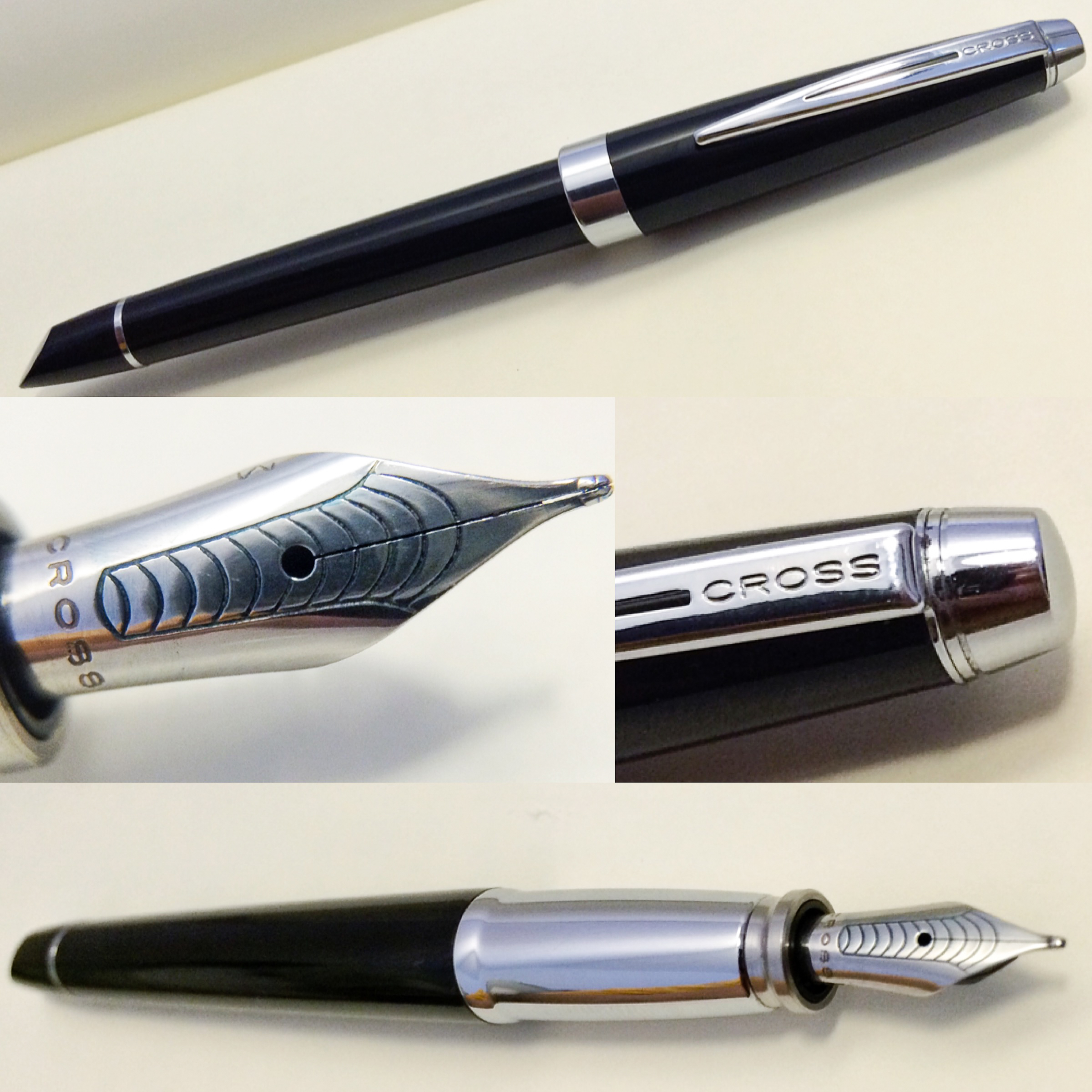 The Cross Aventura: Franz's first fountain pen