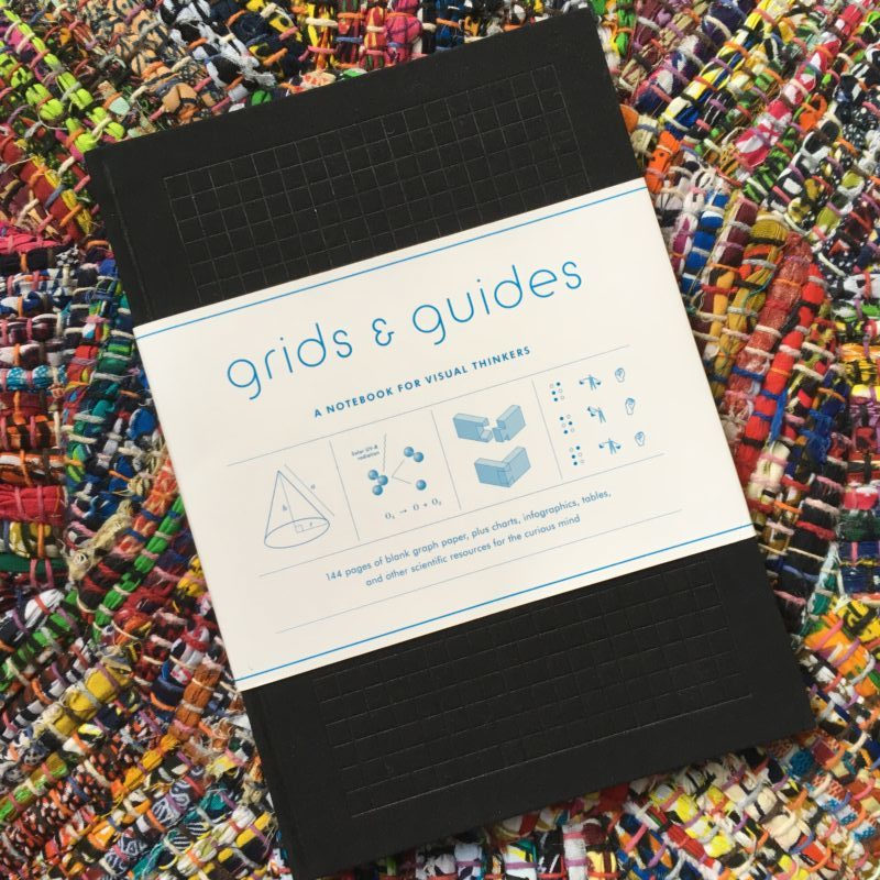 Mini Review: Grids & Guides Notebook – Hand Over That Pen