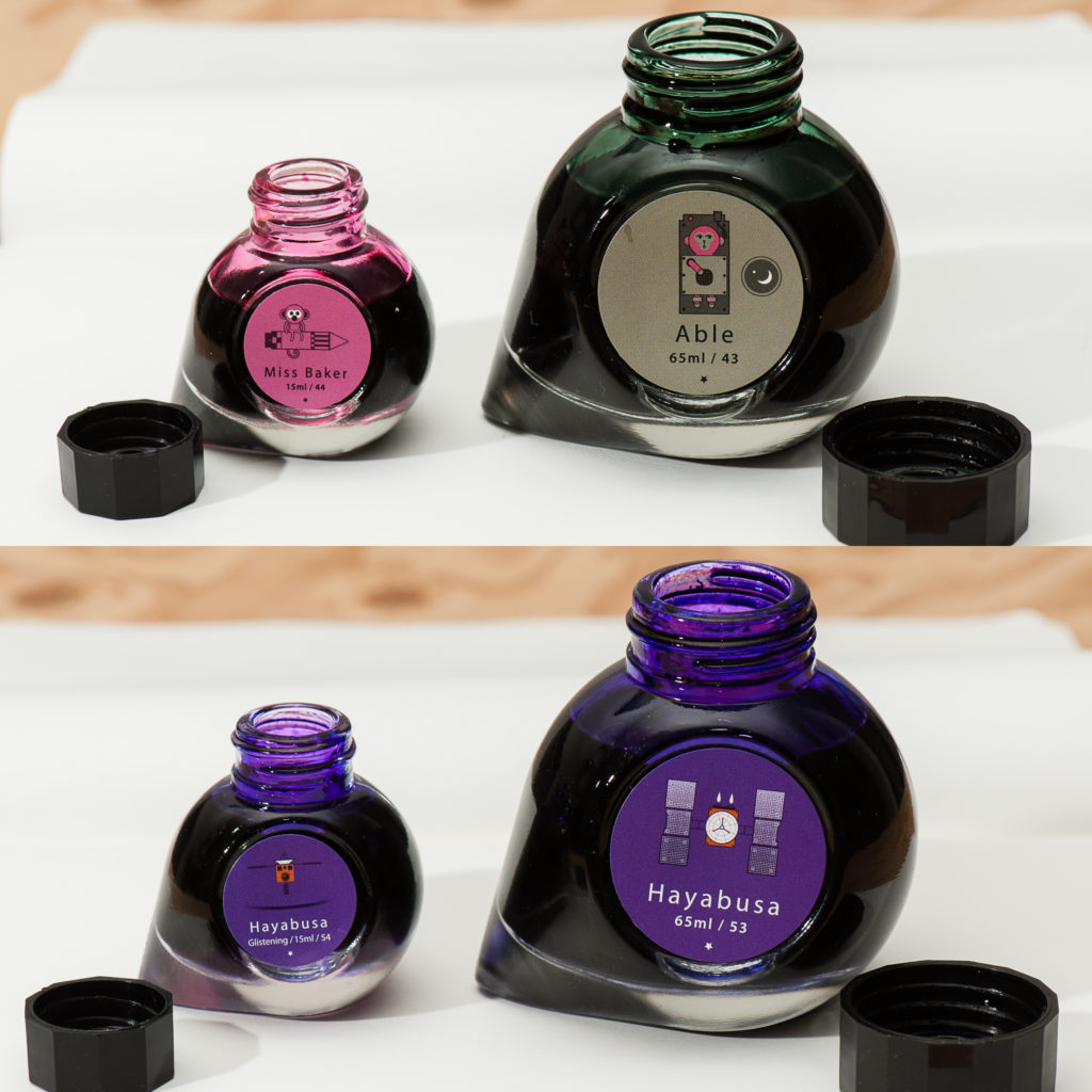 Colorverse Season 4: Able & Miss Baker + Hayabusa Ink Review